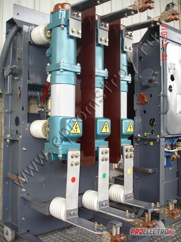 выключатель ВМПЭ-10-630-20
