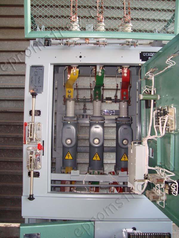 ВПМП-10 и приводом ППО-10.