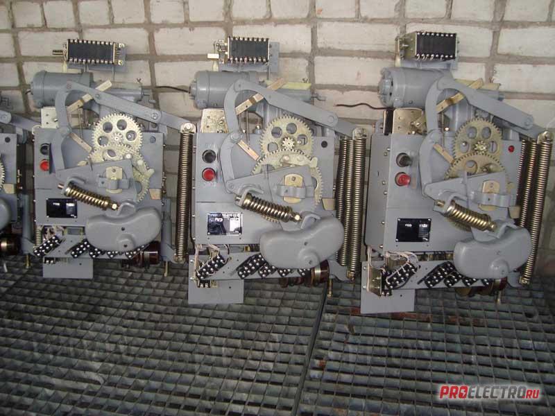 Продаю привод ПП-67К пружинный