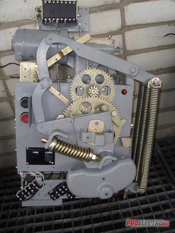 Привод ПП-67 схема 11222,