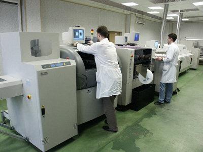 автомат трафаретной печати ELA... автозагрузчик печатных плат.