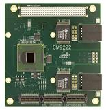 CM9222ER Плата 2-х портов Gigabit Ethernet в формате PCI/104-Express
