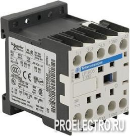 Контактор K 4Р (4НО) AC1 25A 24V DС | арт. LP1K12004BD <strong>Schneider Electric</strong>
