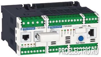 Реле Tesys T PROFIBUS 0.4-8A 115-230В AC | арт. LTMR08PFM <strong>Schneider Electric</strong>
