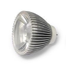 Светодиодная энергосберегающая лампа MR16, 5W