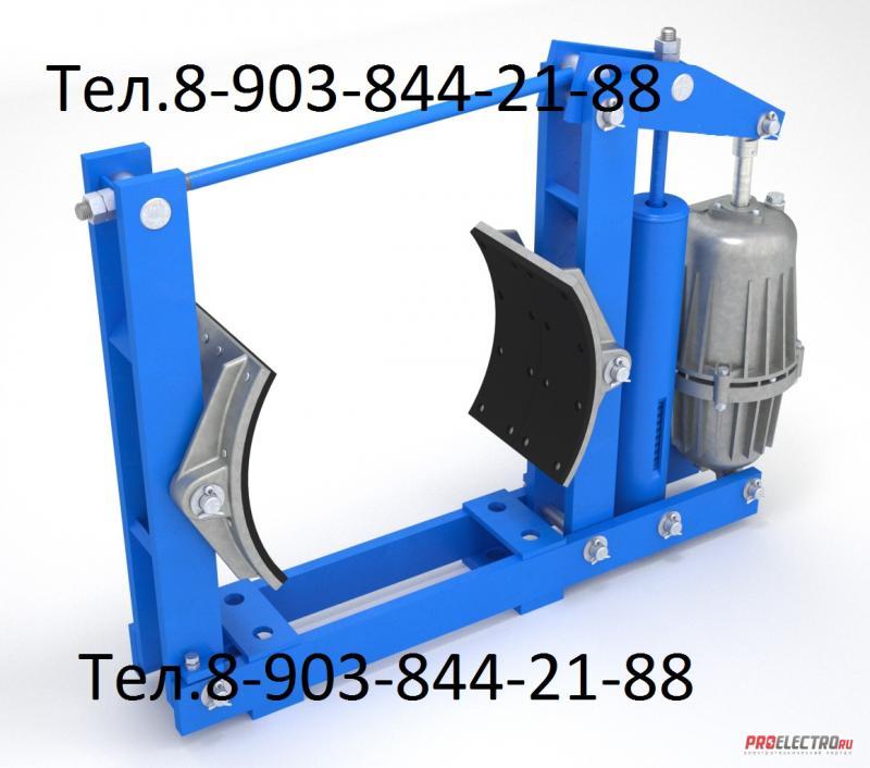 Тормоз колодочный ТКГ- от ТКГ-160 до ТКГ-800