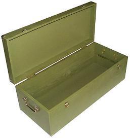 Ящик для инструментов с крышкой своими руками