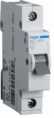 Автоматические выключатели <strong>Hager</strong>