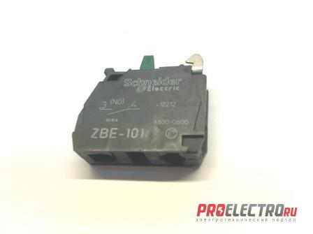 ZBE-101 Контакт NO Schnaider Electric