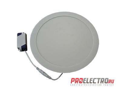 Ультратонкий светильник LC-D05W-18W холодный белый