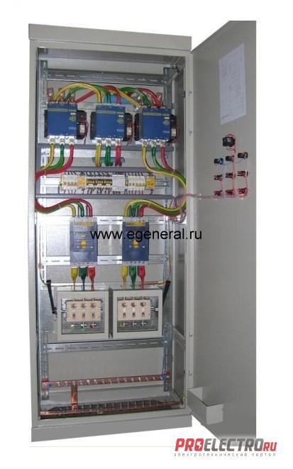ШАВР-3 160A УХЛ4 IP54