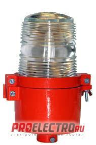 Приборы светосигнальные ПСПК с полупроводниковыми источниками света