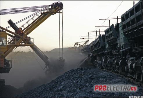 Уголь энергетический