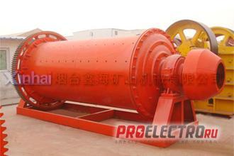 Энергосберегающая переливная шаровая мельница