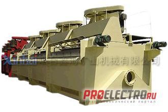 Флотационная машина серии CLF