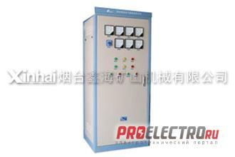 Шкаф пускового устройства с преобразователем частоты
