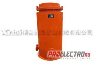 Оборудование для десорбции и электролиза