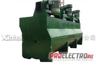 Пневматическая флотационная машина серии BS-K