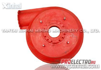 Износостойкие резины Xinhai