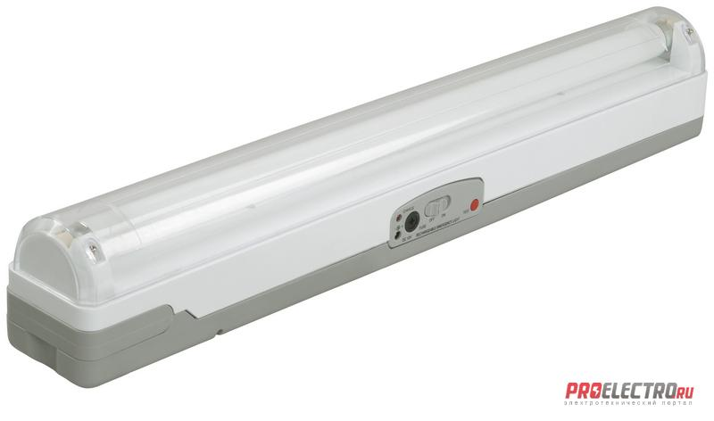 схема дневного светильника от сети и аккумулятора - Уголок конструктора.