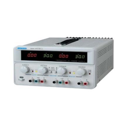 Блок питания MPS-3002L-3 2 х 0...30V/2 х 0...2А, 5V/3A фикс, Matrix