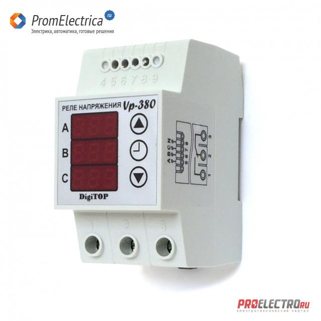Vp-380V <strong>DigiTOP</strong> является аналогом PMA50 A480 Lovato Electric