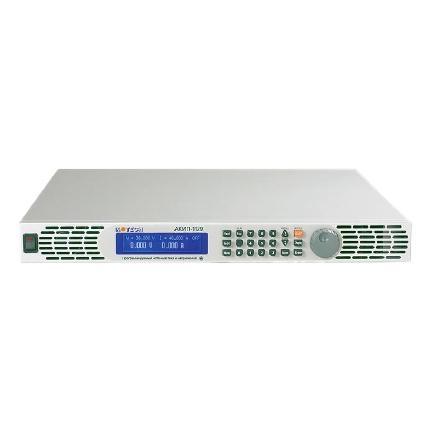 Блок питания АКИП-1129 1440W, 0 -100V / 0-14,4А, разрешение 2,5 мВ/ 1мА