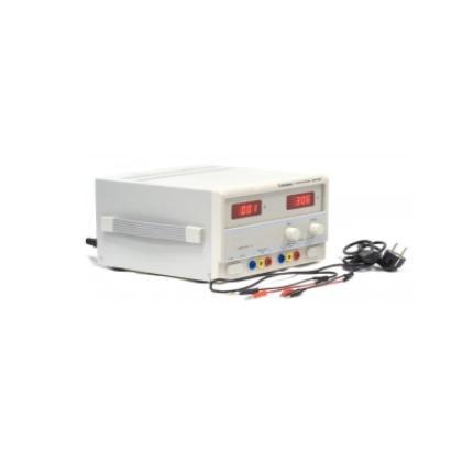 Блок питания АТН-1301 300W, 0-300V, 1А, АКТАКОМ