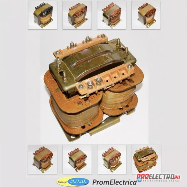 ОСМ1-0.1 УЗ 220/24-5 трансформатор 100 ватт 220 на 24 вольта
