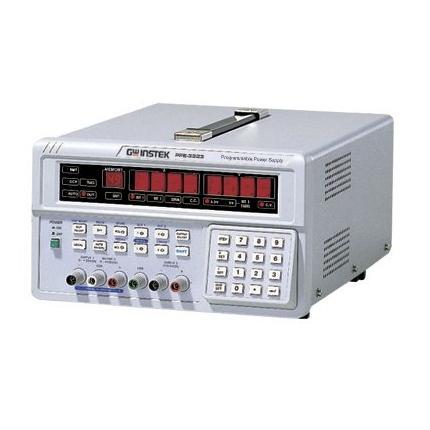 Блок питания PPE-3323/RS 32V/3А, 32V/3А, 3.3V 5V/3А, 3 канала, GW Instek