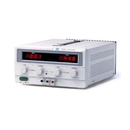 Блок питания GPR-3060D 30V, 6А, GW Instek