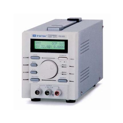 Блок питания PSS-2005/RS 100w, 0-20V,0-5А, RS232, GW Instek