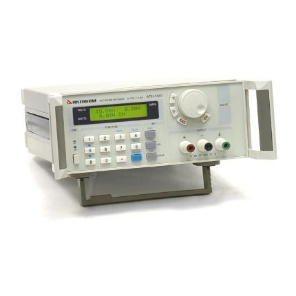 Блок питания АТН-1441 100W, 0... 18V, 0... 5А, АКТАКОМ