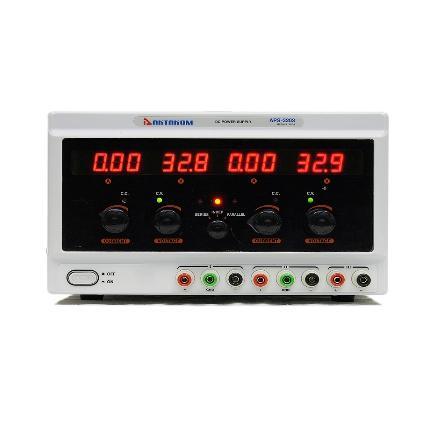 Блок питания APS-3203 195W, 0..3А, 2 канала, АКТАКОМ