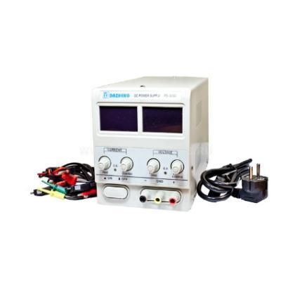 Блок питания YIZHAN-305D 150Вт, 0-30V, 0-5А