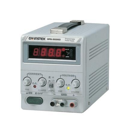 Блок питания GPS-3030D 90Вт, 30V, 3А, СДИ, GW Instek