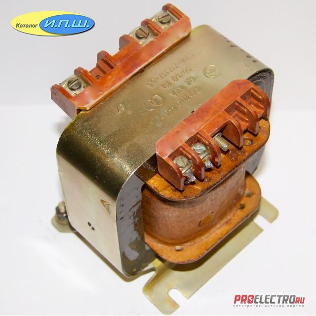 ОСМ1-0,4УЗ 220/5-22-110/24 Трансформатор понижающий 220 на 110/24 Вольта