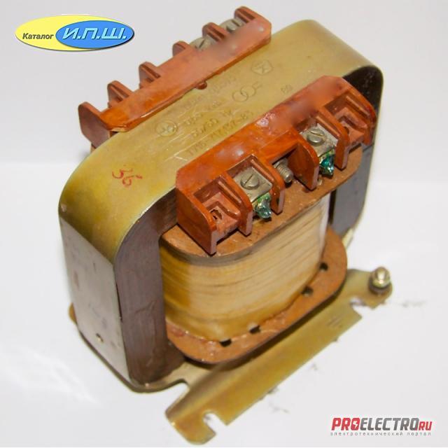 ОСМ1-0,63УЗ 220/12/12 Трансформатор понижающий 220 на 12/12В ОСМ1-0,63 220/14/14