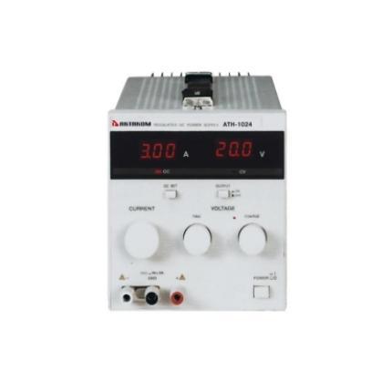 Блок питания АТН-1023 60W, 0.01-3А, 0.1-20V, АКТАКОМ