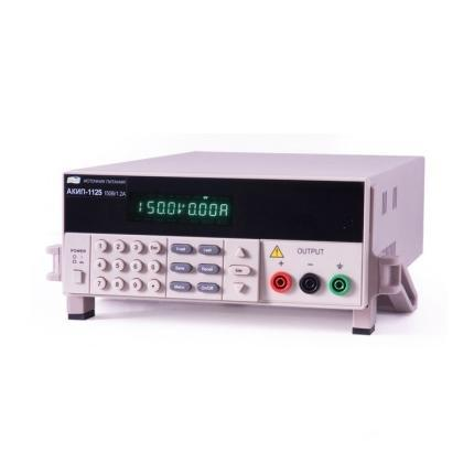 Блок питания АКИП-1122 180W, 0-18V / 0-10А