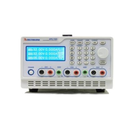 Блок питания APS-7203 96W, 0..3А, 3 канала, АКТАКОМ