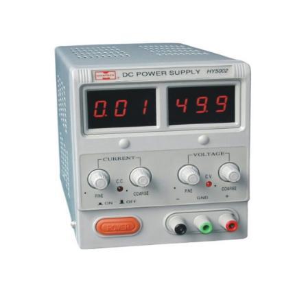 Блок питания HY3002 60W, 0... 30V, 0...2A, Mastech