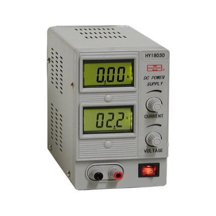 Блок питания HY1803D 50W, 0-18V,0-3А, Mastech