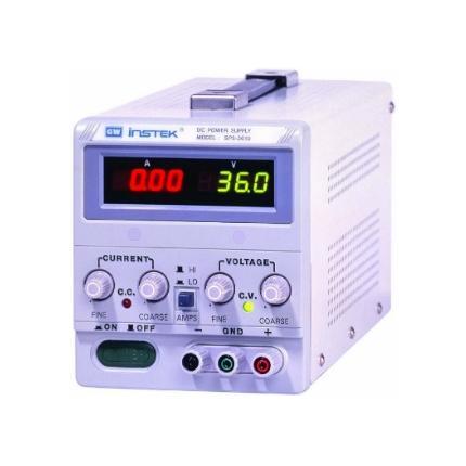 Блок питания SPS-1230 360Вт, 12 V, 30А, GW Instek