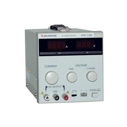 Блок питания АТН-1122 360W, 0,1-18V, 0-20А, АКТАКОМ