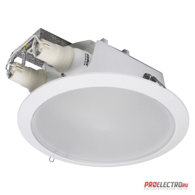 <strong>Kanlux</strong> SID DL-226-W (18330) Светильник типа downlight в ассортименте Канлюкс