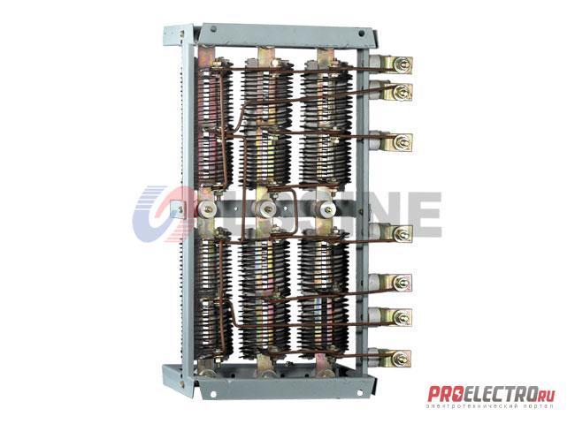 Блоки резисторов типа Б6