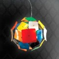Светильник потолочный Florian KB SFERA MAX SOSPENSIONE/HANGING LAMP MULTICOLORE (T1.022)
