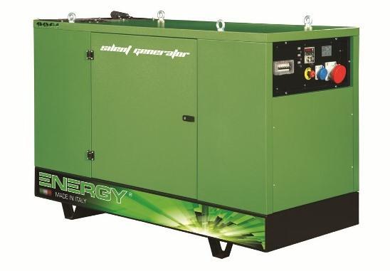 Дизельная электростанция Energy EY 30DZO-S (мощность 24кВт)- в кожухе