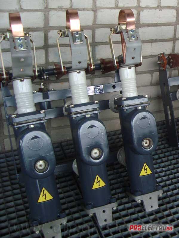 Привод пружинный ППВ-10